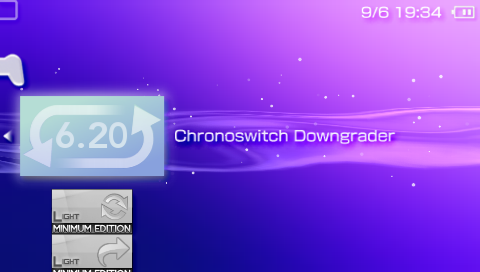 Chronoswitch Downgrader 5.0