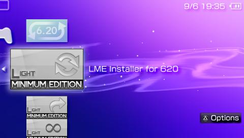 LME-2.0 Installer for 620