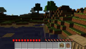 Minecraft PSP [LC Mod] par Joel16 & woolio