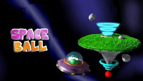 Space Ball logo