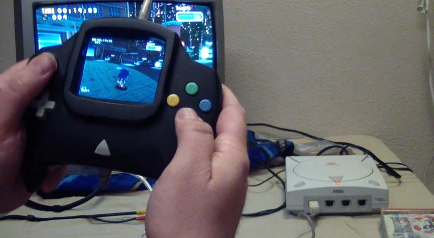 dreamcast controller manette spéciale 2