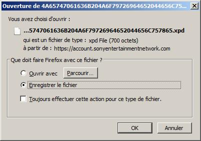 Un fichier en .xpd? o_O