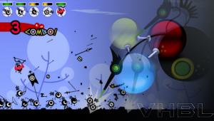 L'exploit Patapon 2 sur les PS Vita en 3.36