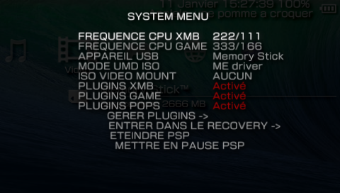 PSP] TUTO – Comment installer des plugins ? - Custom Protocol