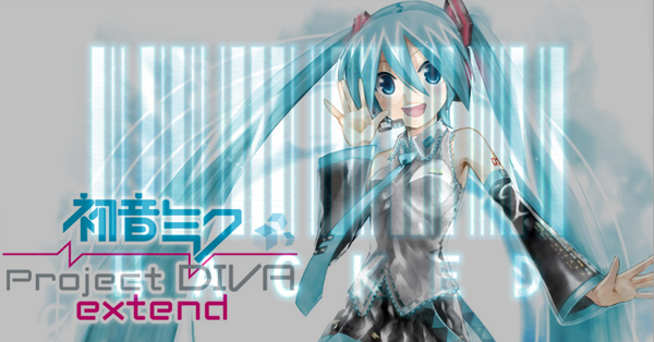 Hatsune Miku: Project Diva Extend successfully hacked