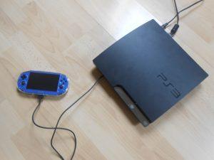 C'était une brève mais belle histoire d'amour entre la PS3 et la PS Vita <3