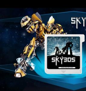 Bizarrement, les cartes flash Sky3DS fonctionnent toujours, elles...