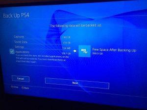 Attention: vous ne pourrez pas restaurer votre PS4 si vous utilisez la version preview du 2.50 (crédits photo: Next Stage)