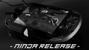 A ninja release is coming...