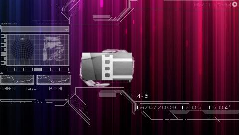 tekSchySchTemVs, un thème non-officiel pour PSP