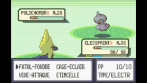 Pokémon Emeraude tourne à la perfection!