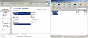 Exploit impatchable dossier sauvegardes Vita+138Menu fichiers