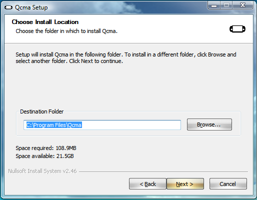 Tutoriels pour la PS-VITA Installation-QCMA-Windows-Etape-4