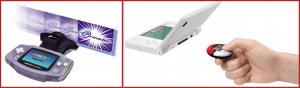 Les précurseurs des Smart Toys: l'e-Reader de la GBA et le Pokéwalker de la DS