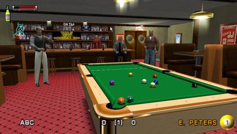 World of Pool, un jeu qui était jusqu'alors sans aucun intérêt