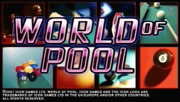 Logo de World of Pool