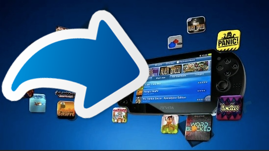 Copier jeu playstation mobile psm sur ps vita