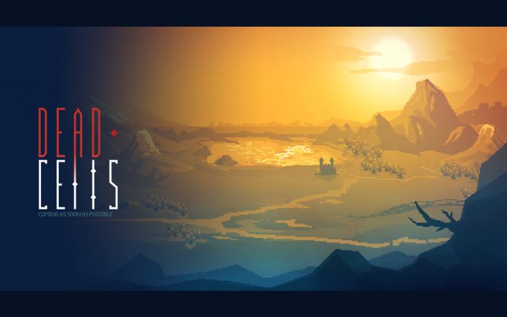 Dead Cells - Fond d'écran 1