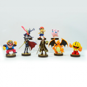 La nouvelle vague d'amiibo