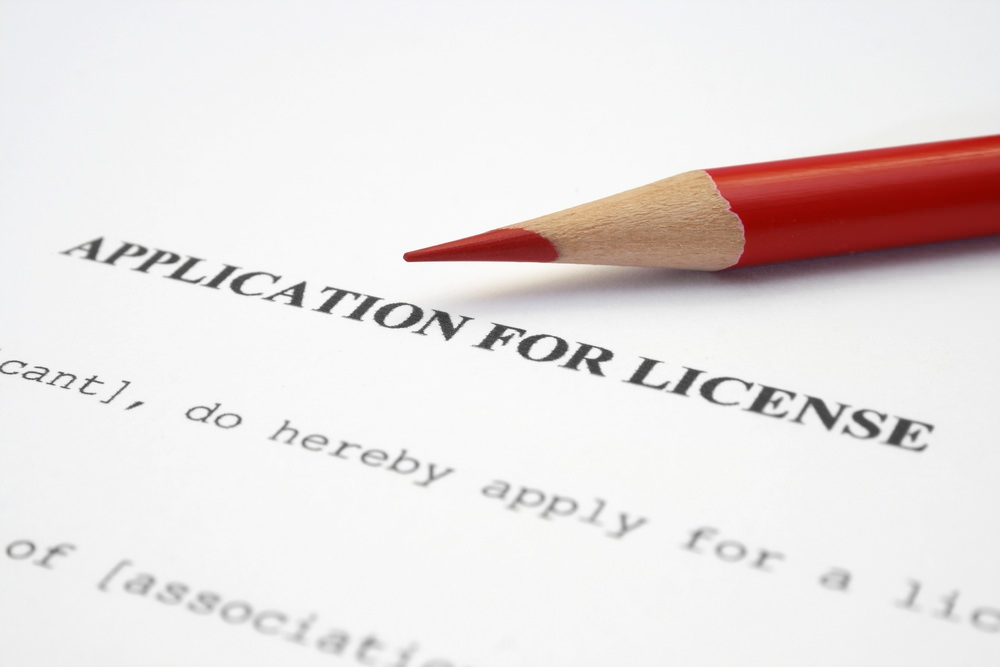 license-application