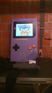 Game Boy XXL énorme plus grande Raz photo 2
