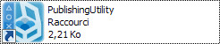 Le logiciel PUblishingUtility.exe