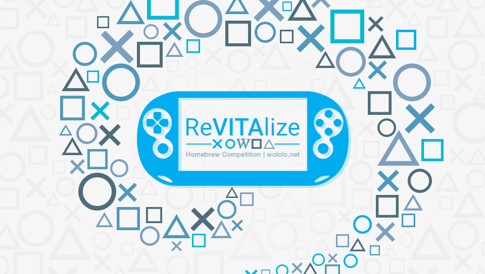 Fan-art du Revitalize Homebrew Competition par Windvern