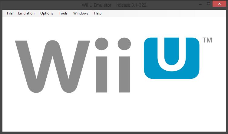 Faus screenshot représentant un faux émulateur Wii U sur PC (pas la peine de chercher, ça n'existe pas à l'heure actuelle)