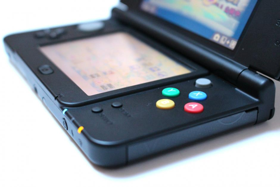 Une New 3DS de toute beautéCrédit photo : Know Your Mobile