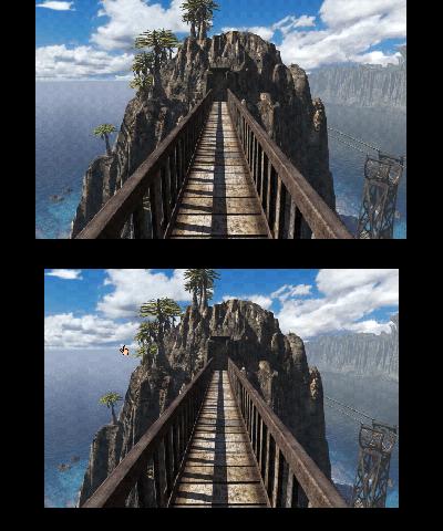 Myst sur ScummVM 3DS