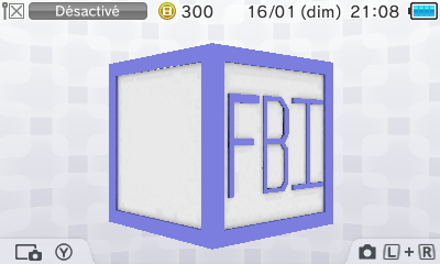 FBI icone ecran superieur menu home 3DS screenshot