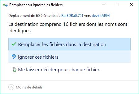 vitasdk remplacement fichier