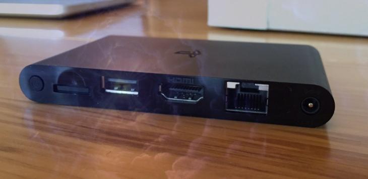 VitaShell 1 6 supporte désormais l'USB sur les PS TV - CTP