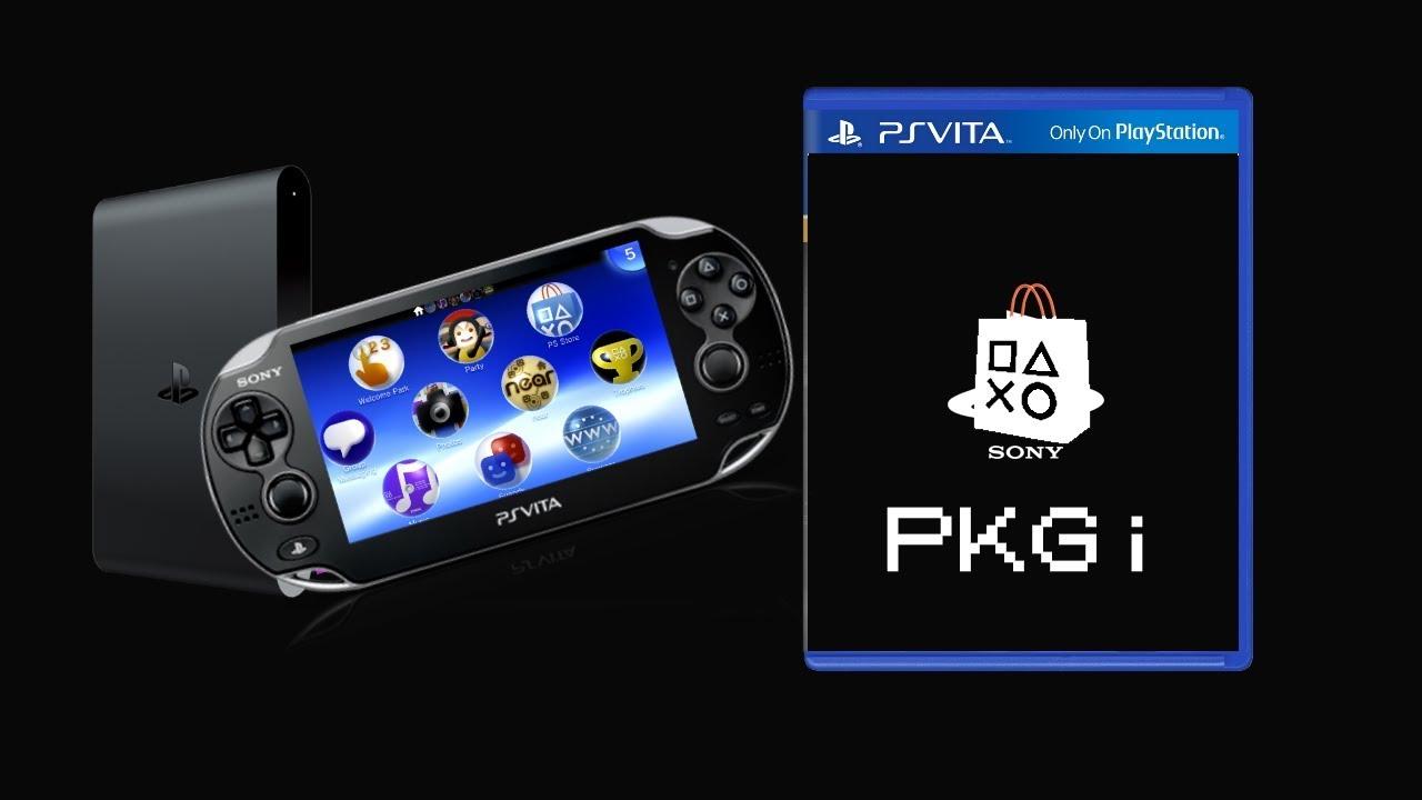 Vita] TUTO – Utiliser PKGi, le « Freeshop » de la PS Vita – CTP
