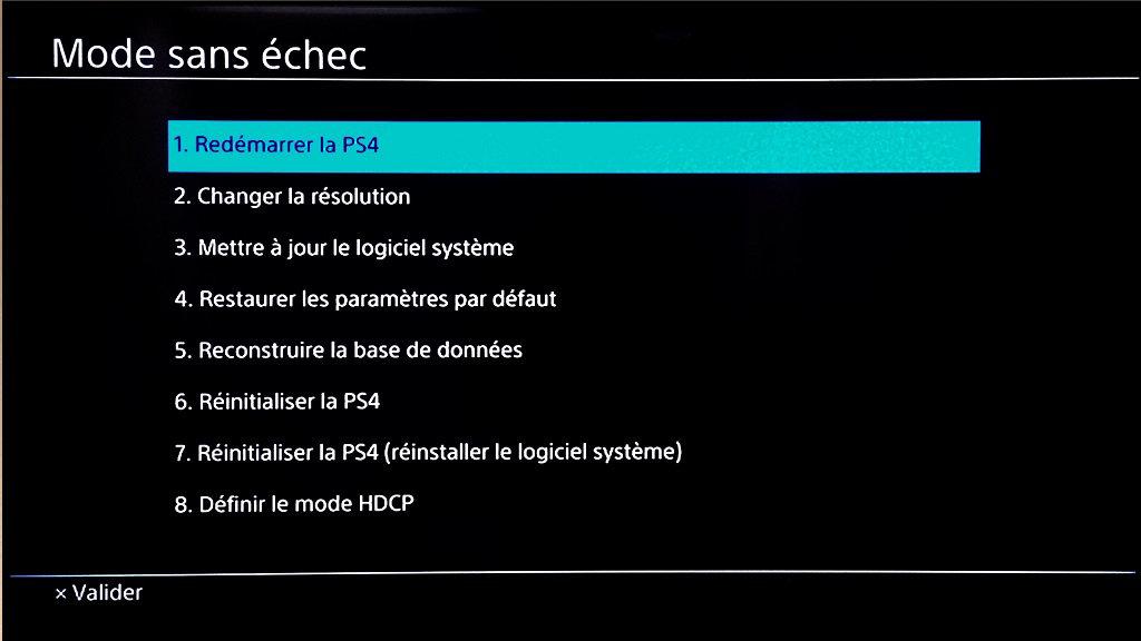 A PS4 5.55 MISE TÉLÉCHARGER JOUR