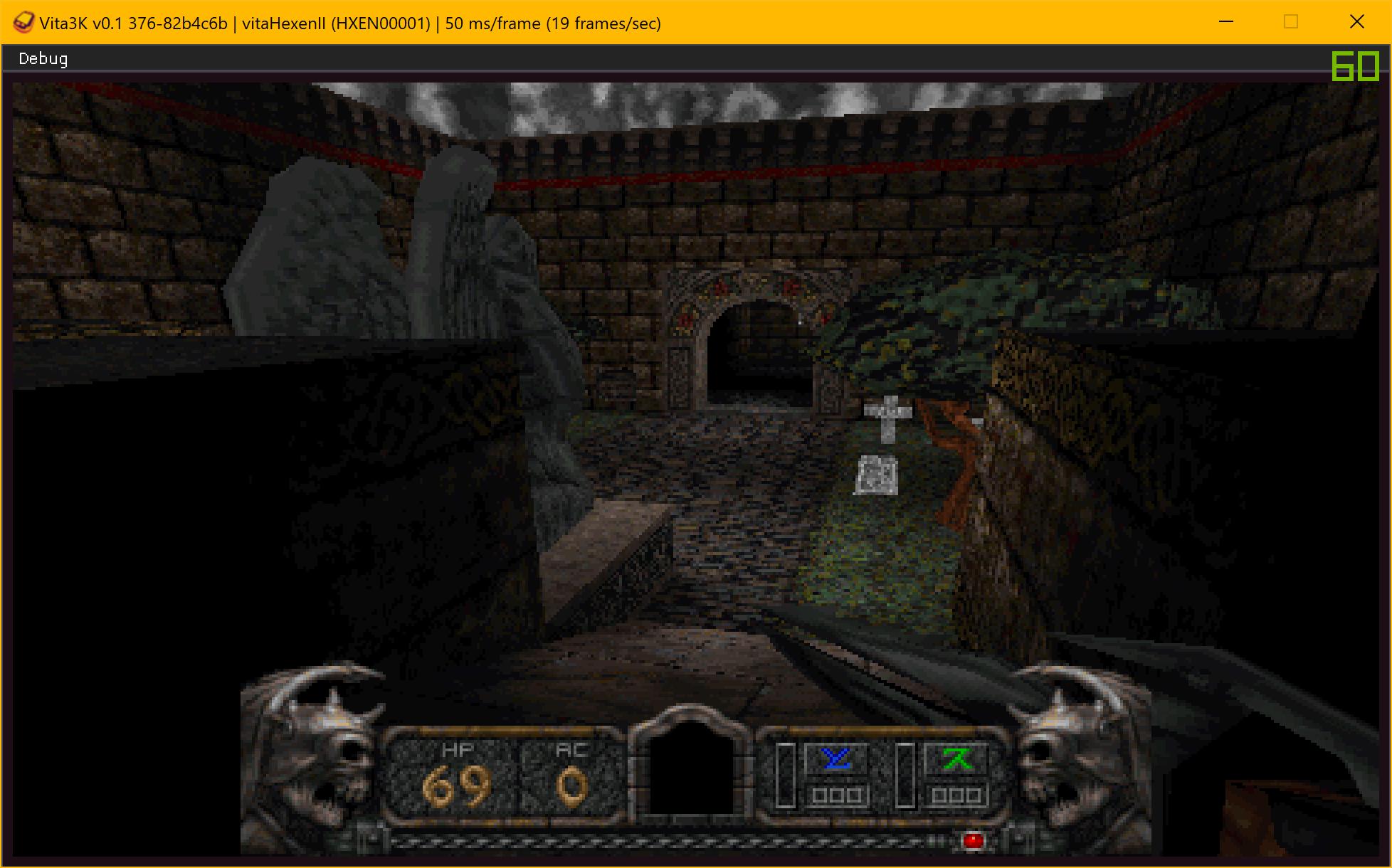 Rapport d'étape de l'émulateur Vita3K pour Windows/Mac (mai