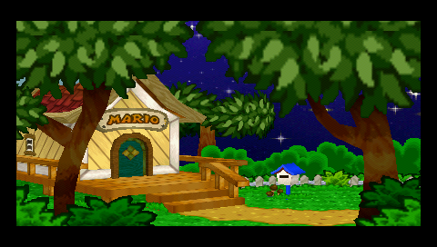 Paper Mario sur DaedalusX64
