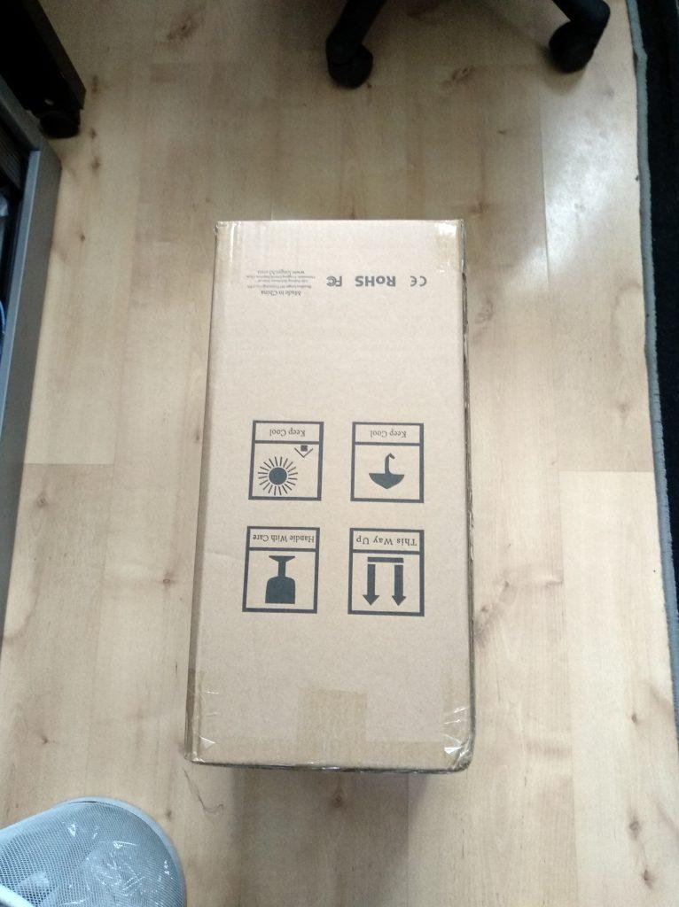 Une très grosse boîte