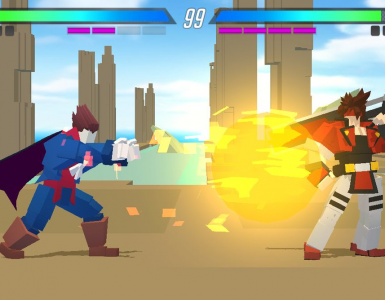 Vita Fighters 0.94 screenshot