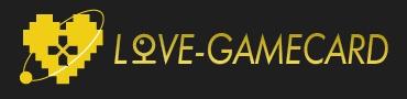 Bannière Love-gamecard